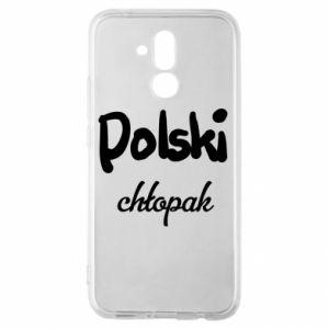 Etui na Huawei Mate 20 Lite Polski chłopak