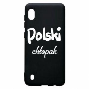 Etui na Samsung A10 Polski chłopak