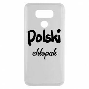 Etui na LG G6 Polski chłopak