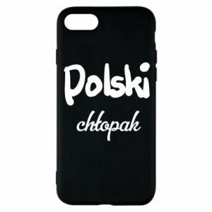 Etui na iPhone SE 2020 Polski chłopak