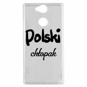 Etui na Sony Xperia XA2 Polski chłopak