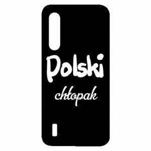 Etui na Xiaomi Mi9 Lite Polski chłopak
