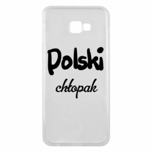 Phone case for Samsung J4 Plus 2018 Polish boy - PrintSalon