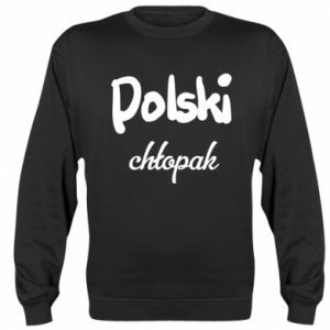 Sweatshirt Polish boy - PrintSalon