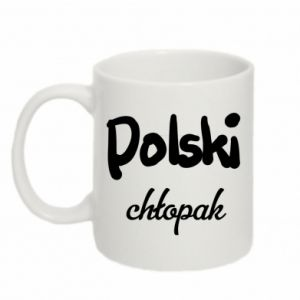 Mug 330ml Polish boy - PrintSalon