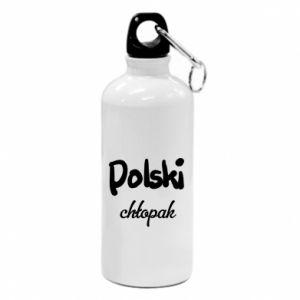 Bidon turystyczny Polski chłopak