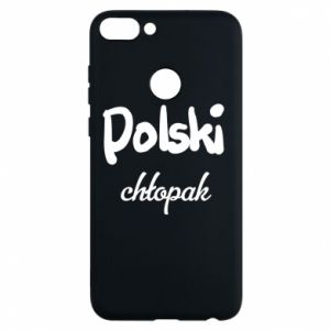 Phone case for Huawei P Smart Polish boy - PrintSalon