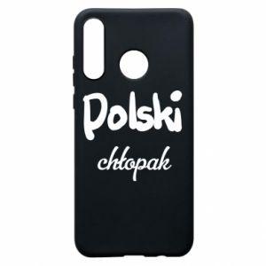Etui na Huawei P30 Lite Polski chłopak