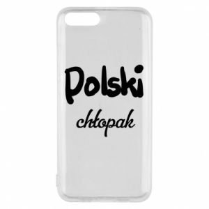 Phone case for Xiaomi Mi6 Polish boy - PrintSalon