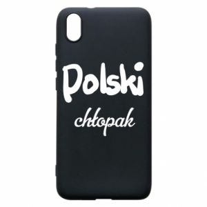 Phone case for Xiaomi Redmi 7A Polish boy - PrintSalon