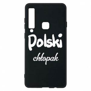 Phone case for Samsung A9 2018 Polish boy - PrintSalon