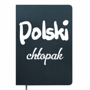 Notes Polski chłopak
