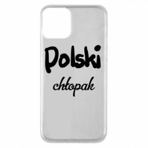 Etui na iPhone 11 Polski chłopak