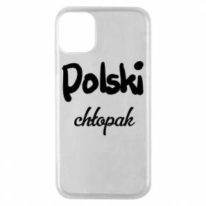 Etui na iPhone 11 Pro Polski chłopak