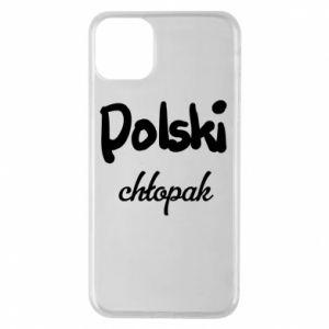 Etui na iPhone 11 Pro Max Polski chłopak
