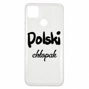Etui na Xiaomi Redmi 9c Polski chłopak