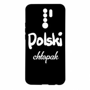 Etui na Xiaomi Redmi 9 Polski chłopak
