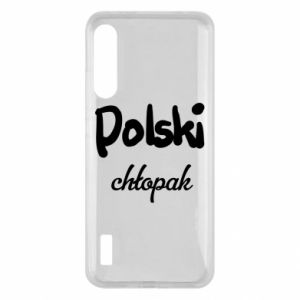 Etui na Xiaomi Mi A3 Polski chłopak
