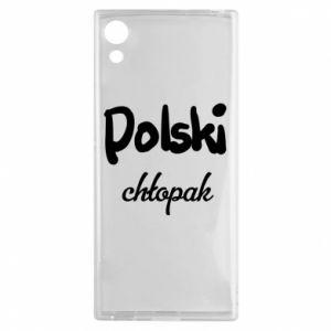 Etui na Sony Xperia XA1 Polski chłopak