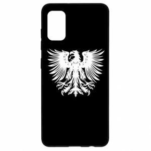 Samsung A41 Case Polski herb