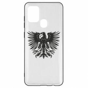 Samsung A21s Case Polski herb