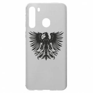 Samsung A21 Case Polski herb
