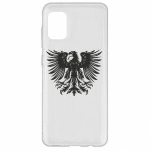 Samsung A31 Case Polski herb
