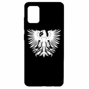 Samsung A51 Case Polski herb