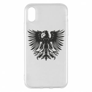 iPhone X/Xs Case Polski herb