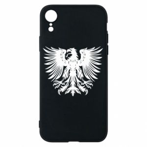 iPhone XR Case Polski herb