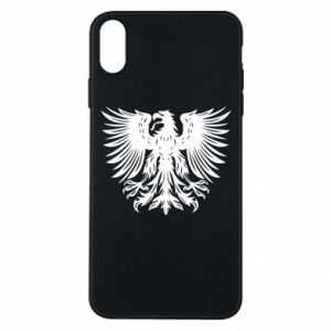iPhone Xs Max Case Polski herb