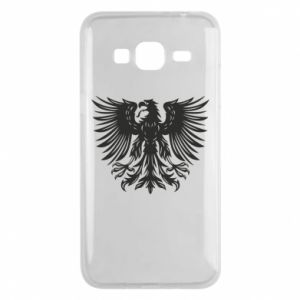 Etui na Samsung J3 2016 Polski herb - PrintSalon
