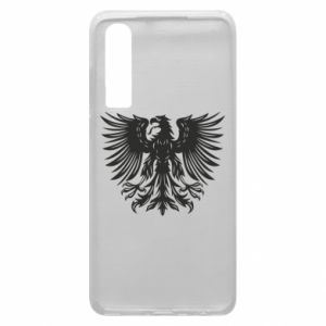 Etui na Huawei P30 Polski herb - PrintSalon
