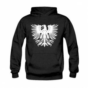 Kid's hoodie Polski herb