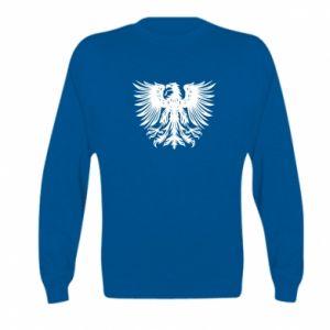 Kid's sweatshirt Polski herb