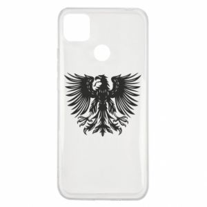 Xiaomi Redmi 9c Case Polski herb