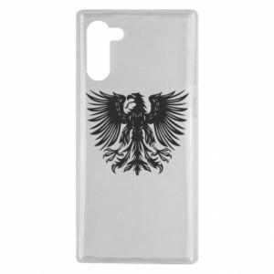 Samsung Note 10 Case Polski herb