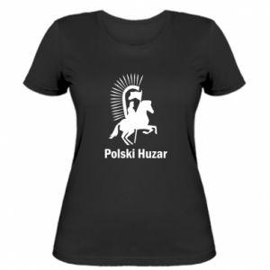 Women's t-shirt Polish hussar