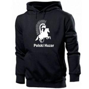 Men's hoodie Polish hussar