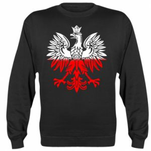 Bluza (raglan) Polski orzeł - PrintSalon