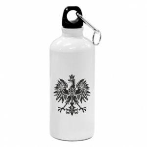 Water bottle Polish eagle