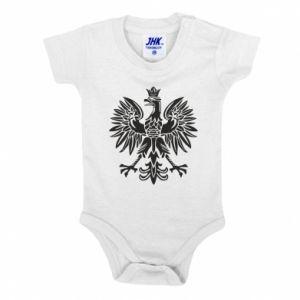 Body dla dzieci Polski orzeł - PrintSalon