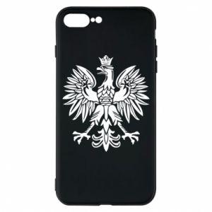 Etui na iPhone 8 Plus Polski orzeł - PrintSalon