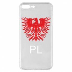 Etui na iPhone 8 Plus Polski orzeł