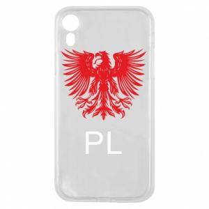 iPhone XR Case Polski orzeł