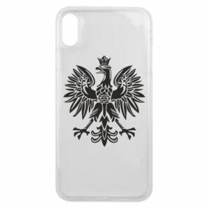 Etui na iPhone Xs Max Polski orzeł - PrintSalon