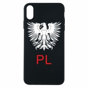 Phone case for iPhone Xs Max Polski orzeł