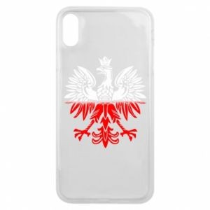 Etui na iPhone Xs Max Polski orzeł