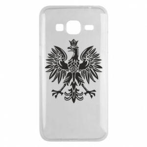 Etui na Samsung J3 2016 Polski orzeł - PrintSalon