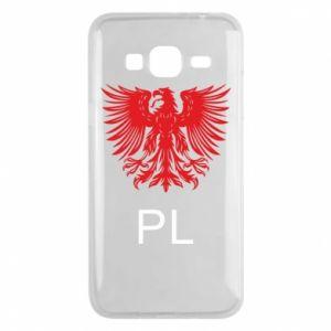 Phone case for Samsung J3 2016 Polski orzeł